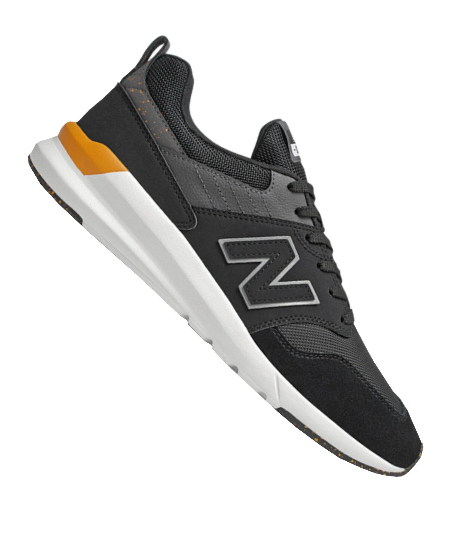 New Balance MLS009 D Sneaker Schwarz F8 - schwarz