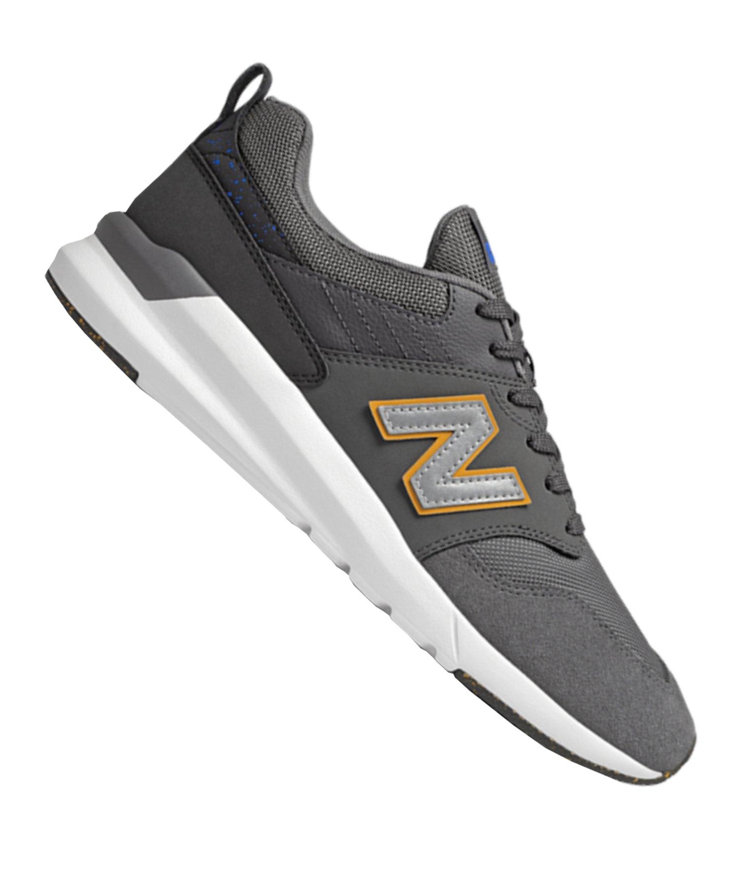 New Balance MS009 D Sneaker Grau F12 - grau