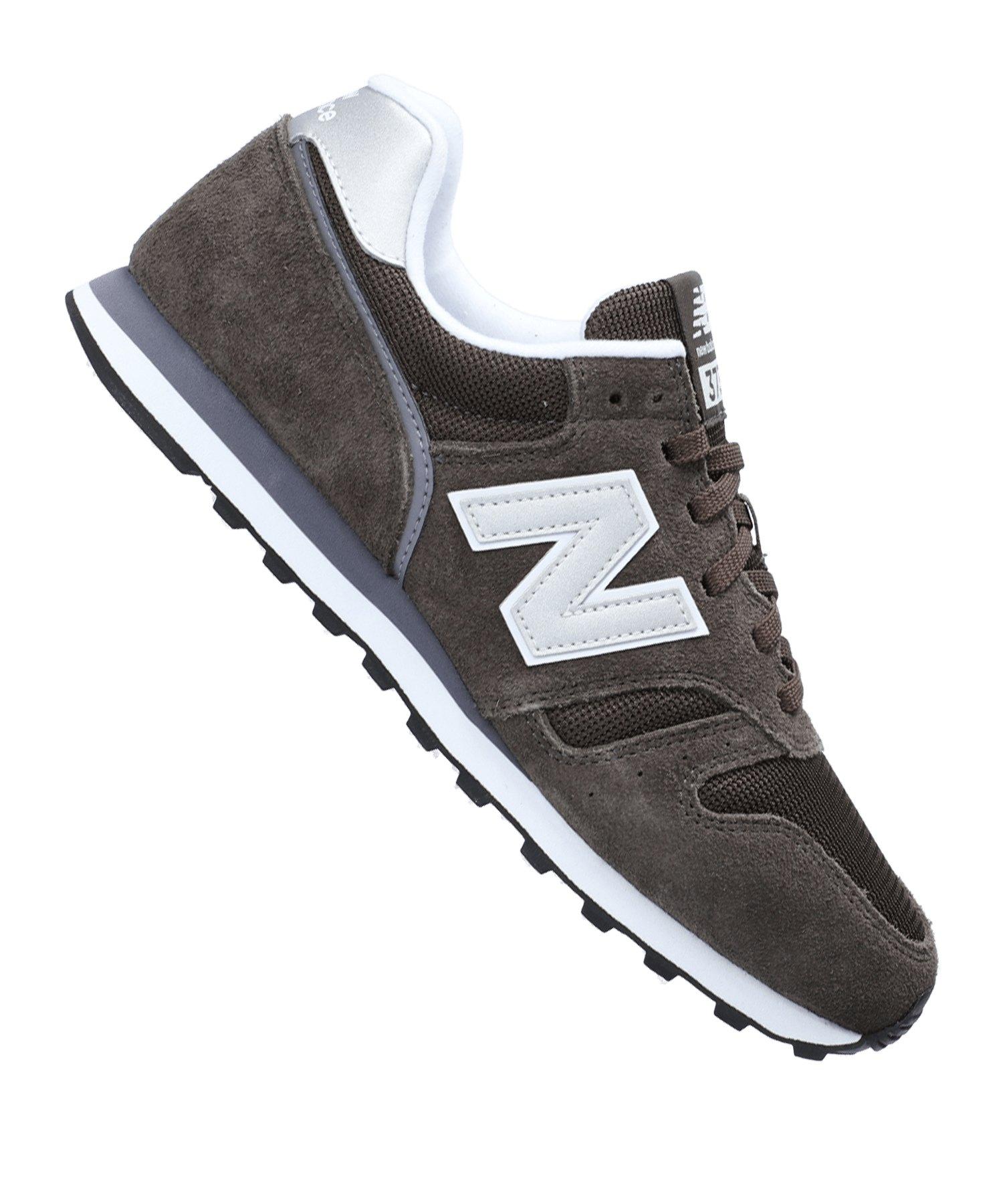 New Balance ML373 D Sneaker Grün F20 - gruen