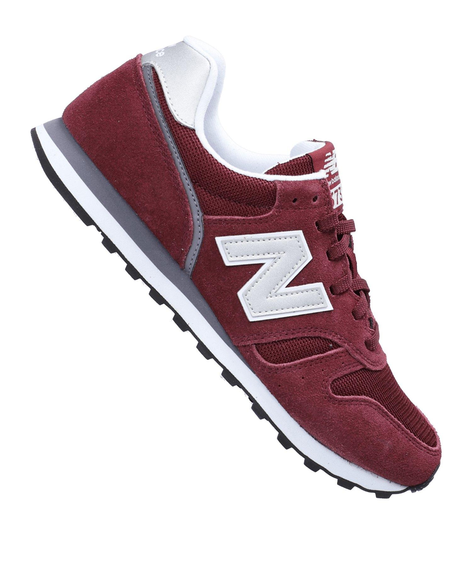 New Balance ML373 D Sneaker Rot F18 - gruen