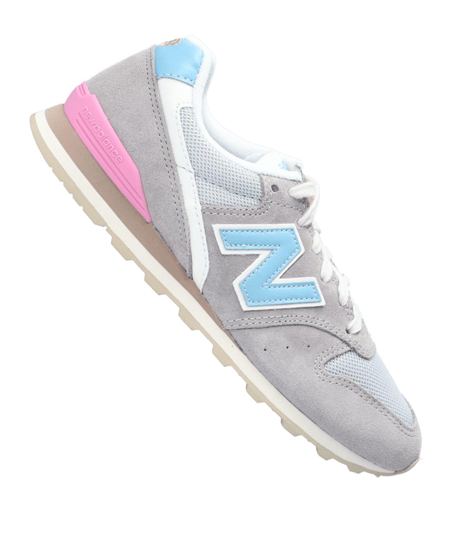 New Balance WL996 B Sneaker Damen Grau F12 - grau