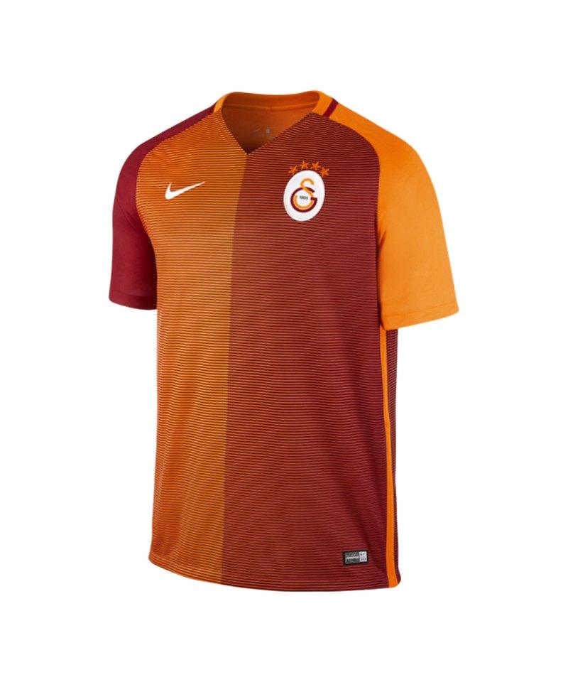 Nike Trikot Galatasaray Istanbul Home 16/17 F630 - rot