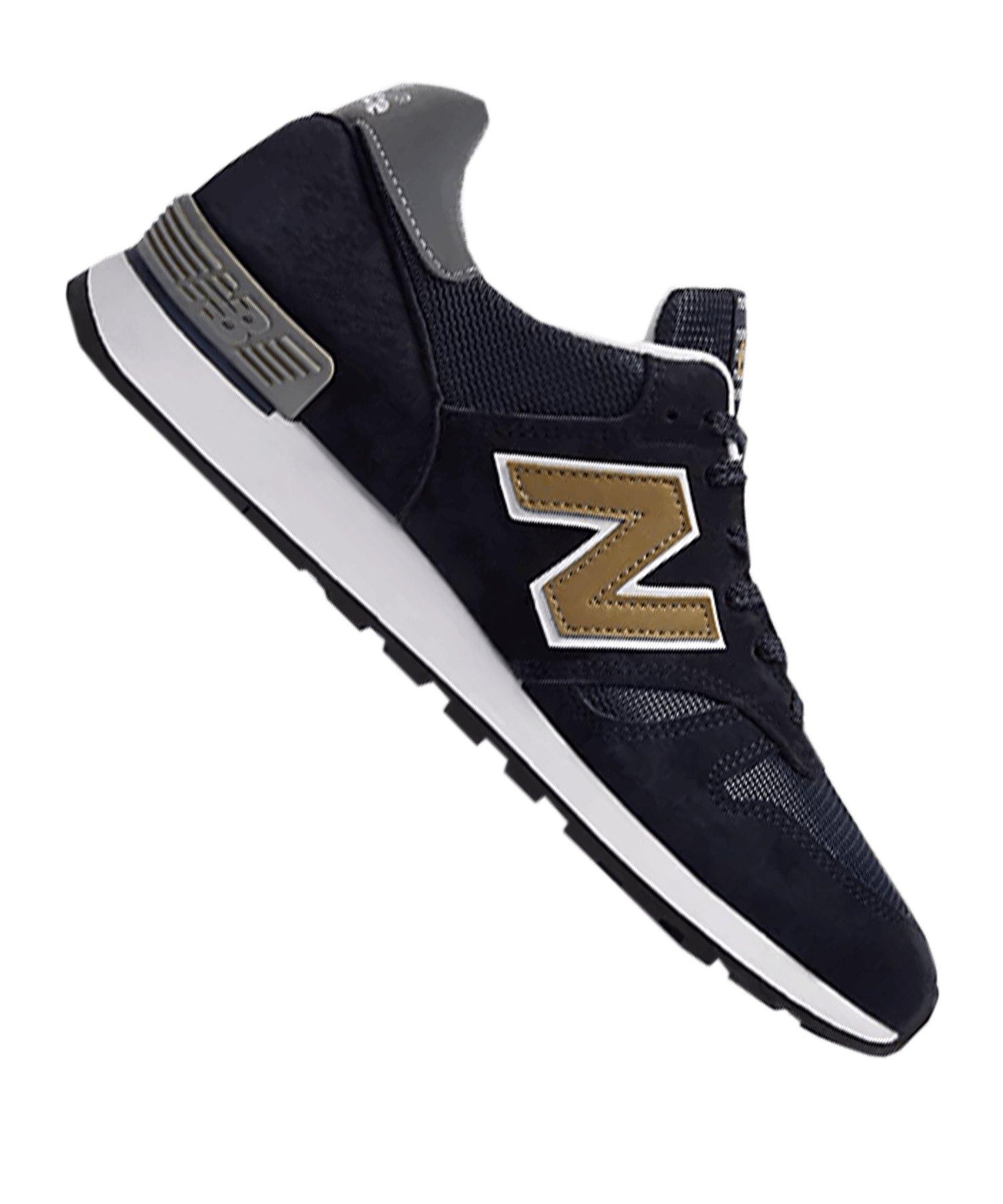 New Balance M670 D Sneaker Blau F10 - blau