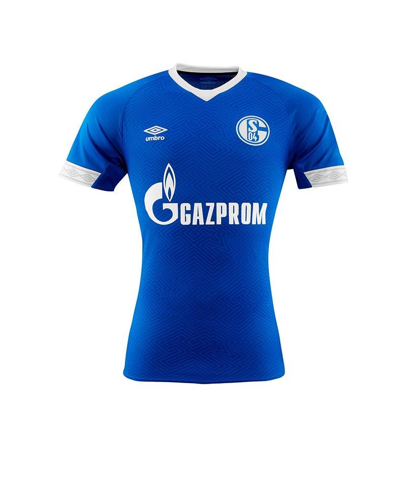 Umbro FC Schalke 04 Trikot 3rd Kids 2018/2019 Grün - gruen