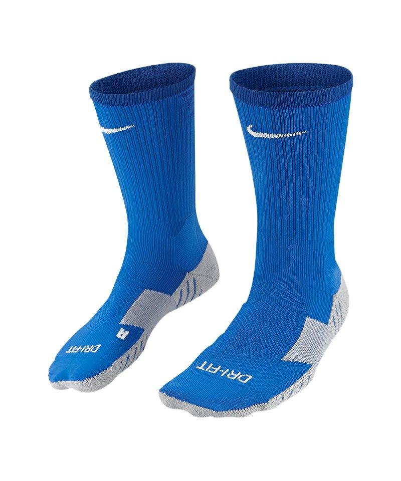 Nike Crew Socks Team Matchfit Core F463 Blau - blau