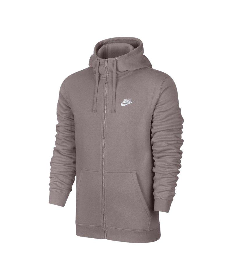 Nike Fullzip Kapuzenjacke Rosa F684 - rosa