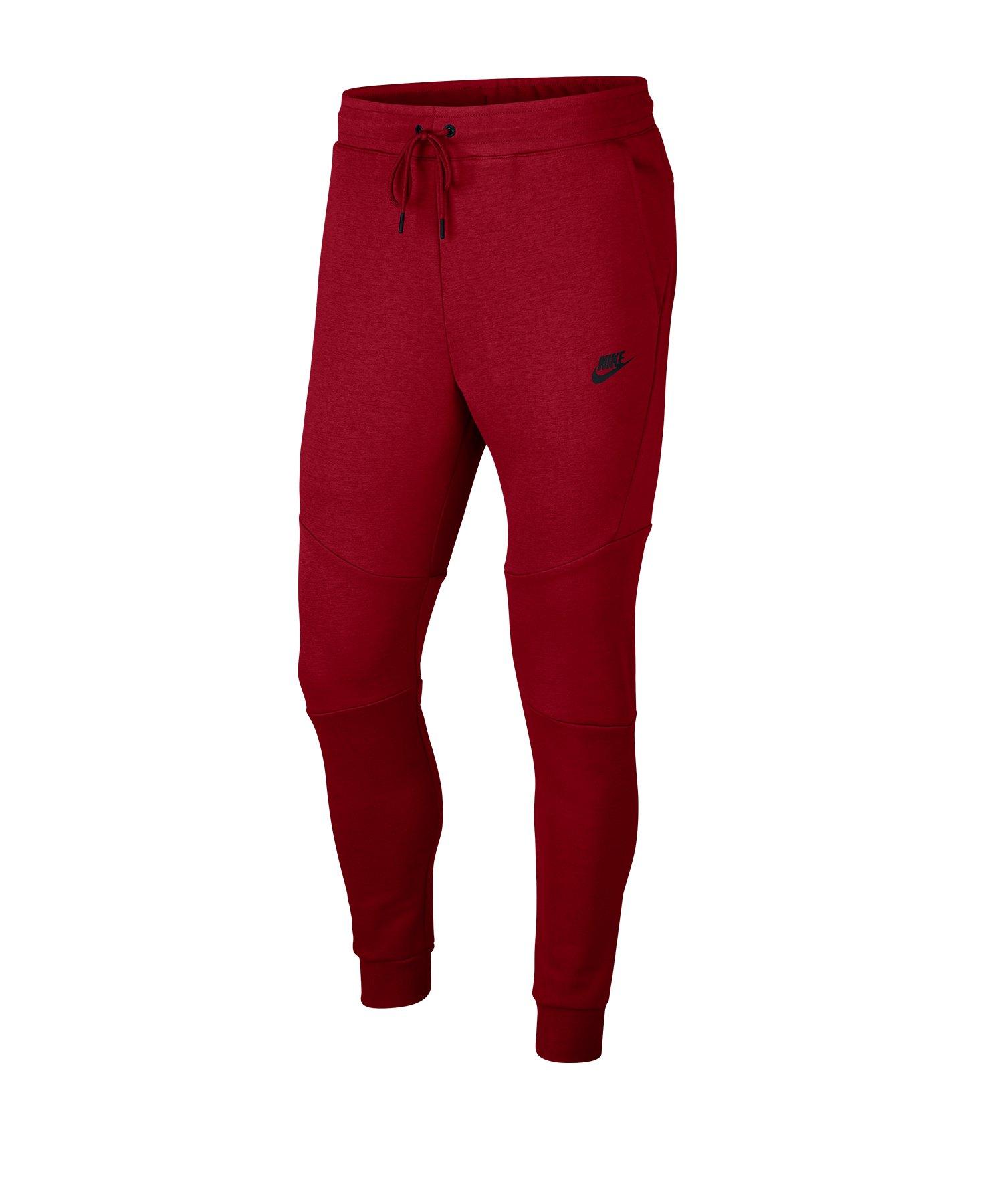 ziemlich cool Fang Junge Nike Tech Fleece Jogger Pant Hose Rot F678