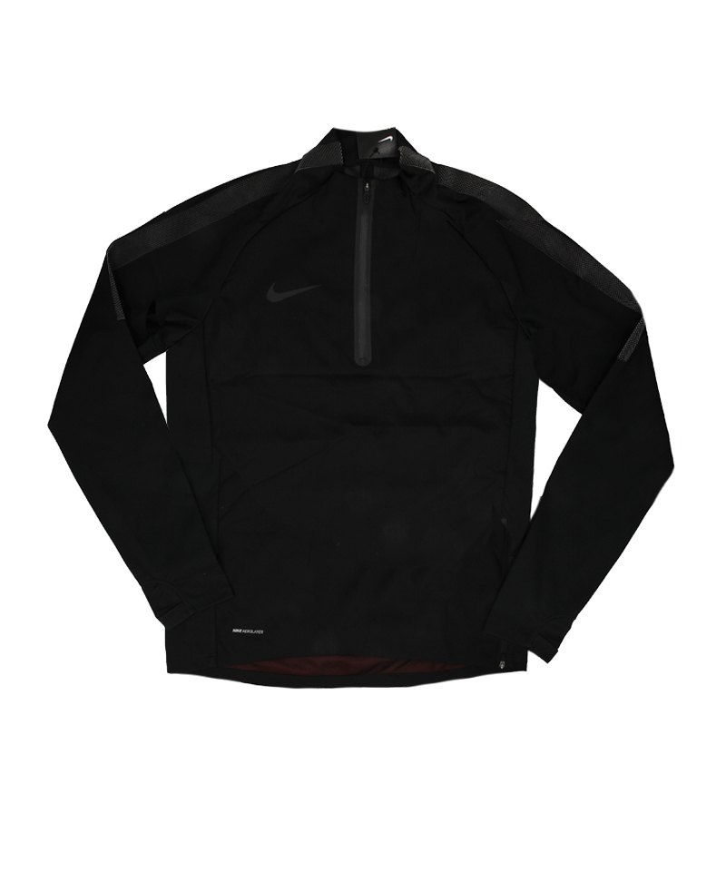 Nike Langarmshirt Aerolayer Repel Strike Top F010 - schwarz