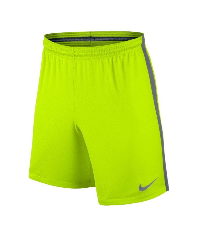 Nike Hose kurz Squad Football Short Grün F703 - gruen
