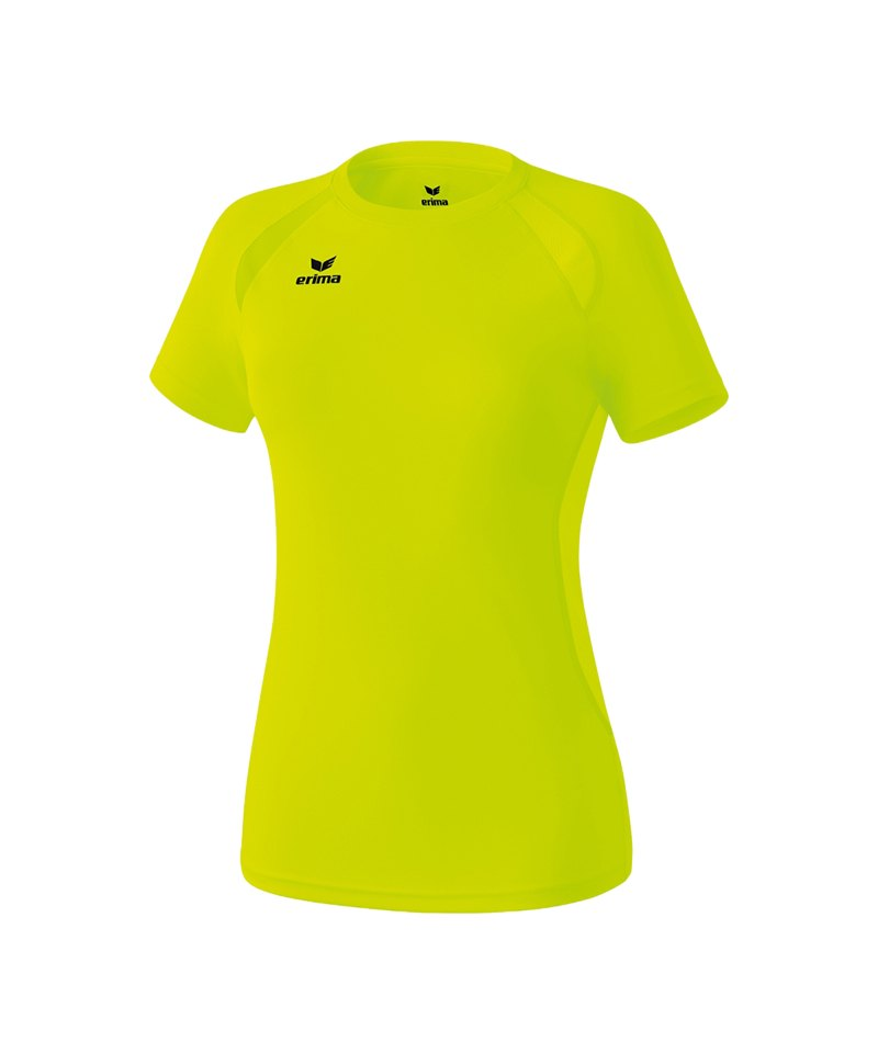 Erima T-Shirt Nordic Walking Damen Gelb - gelb