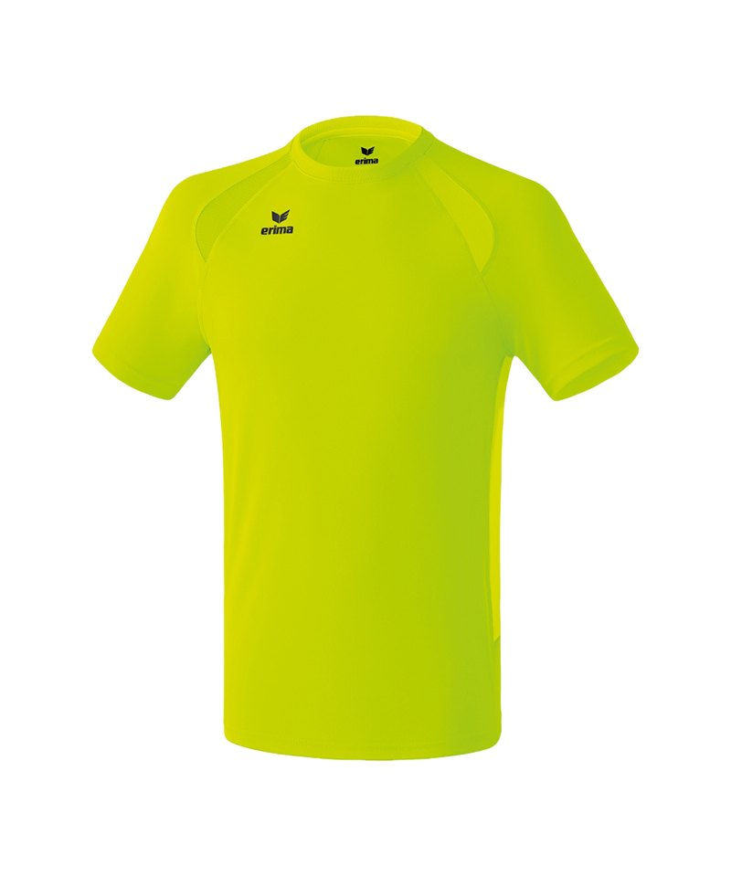 Erima Performance T-Shirt Kinder - gelb