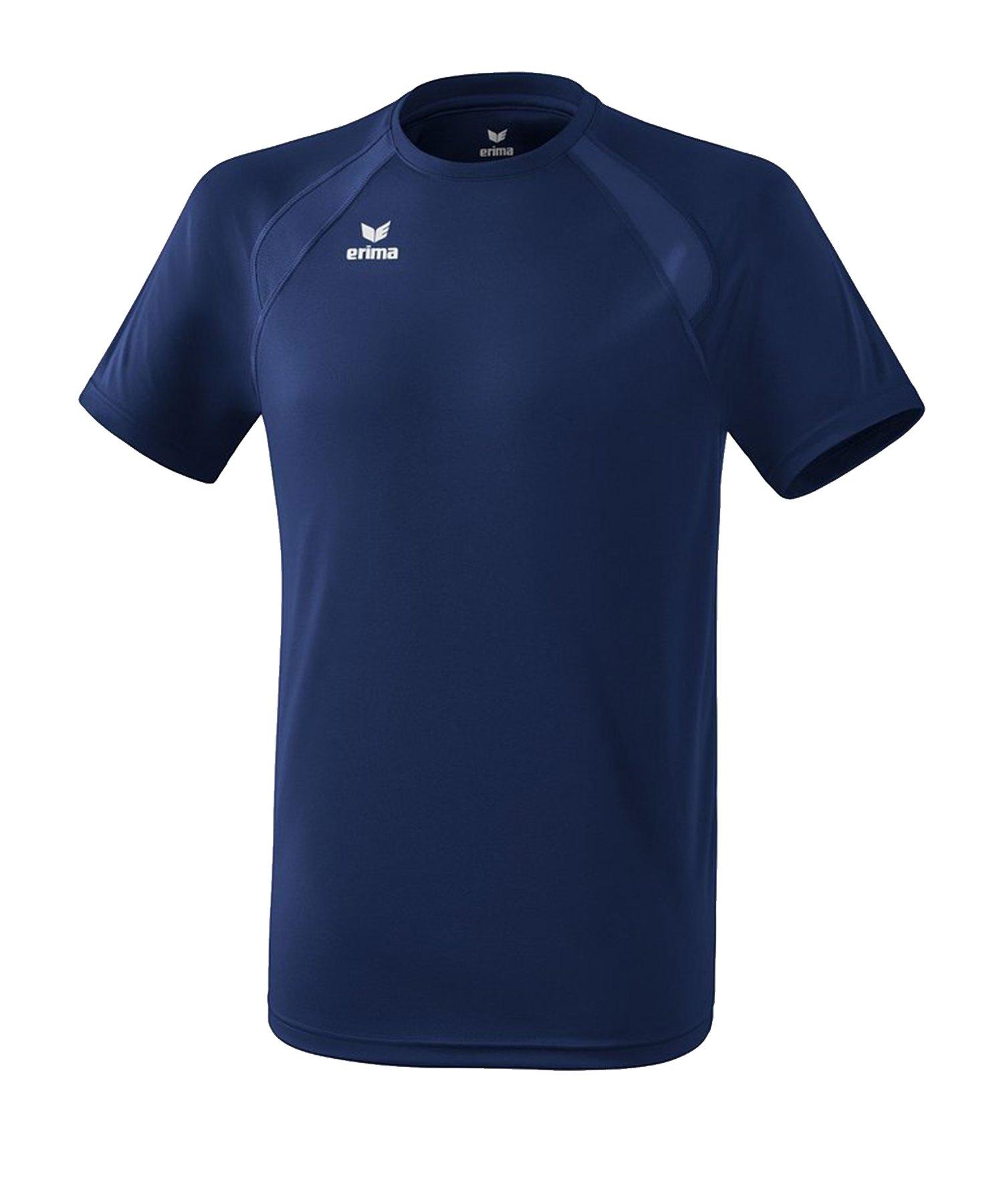 Erima Performance T-Shirt Kids Blau - Blau