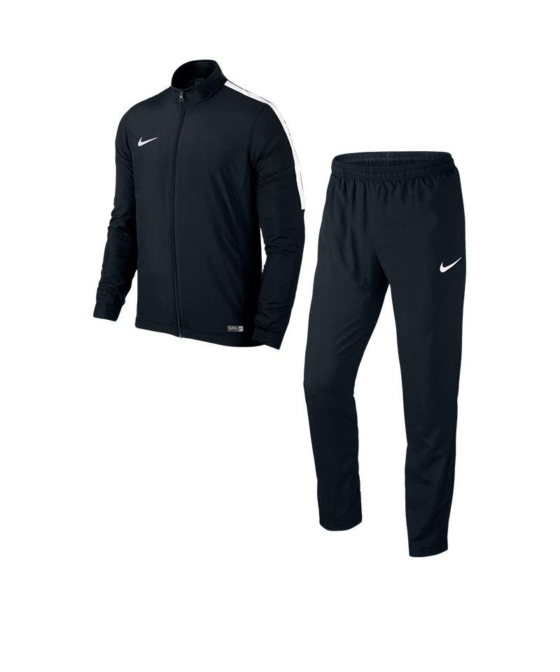 Nike Woven Trainingsanzug 2 Academy 16 F010 - schwarz