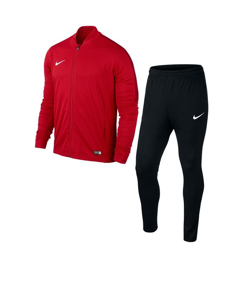 Nike Knit Trainingsanzug 2 Academy 16 Kinder F657 - rot