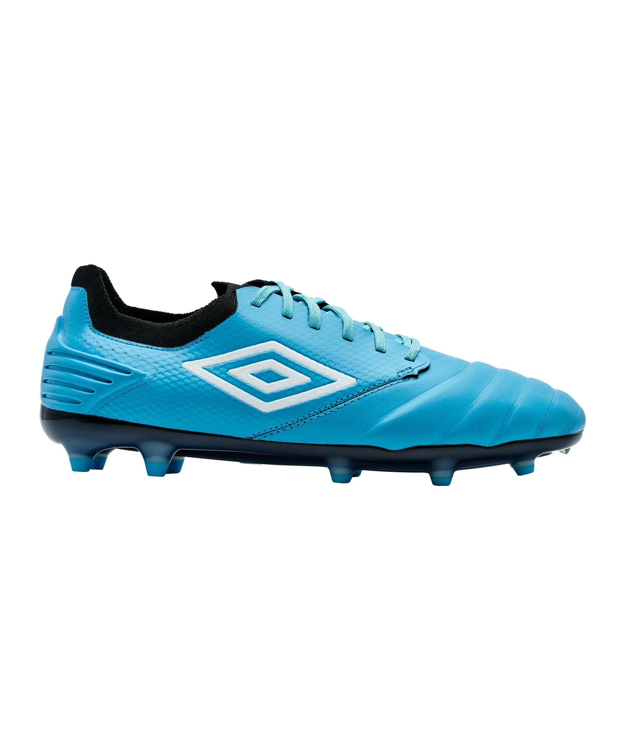 Umbro Tocco Pro FG Blau Weiss FKE4 - blau