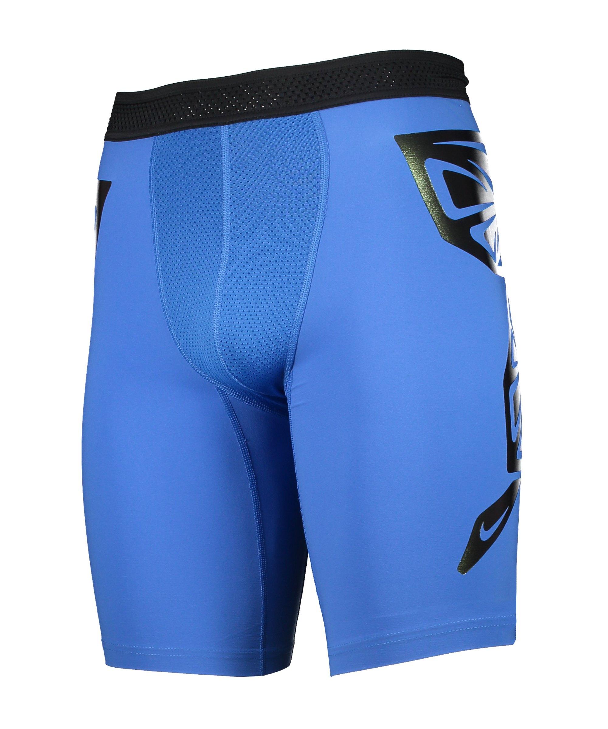Nike Hyperstrong Short Blau F463 - blau