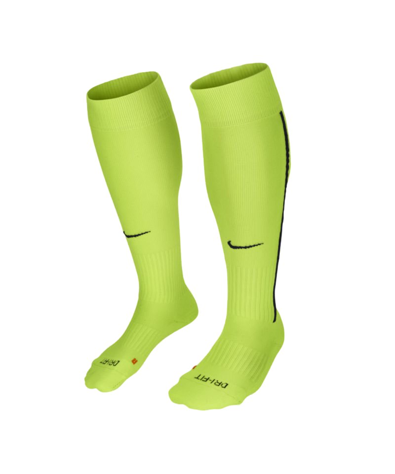 Nike Stutzenstrumpf Vapor III Sock F715 Gelb - gelb