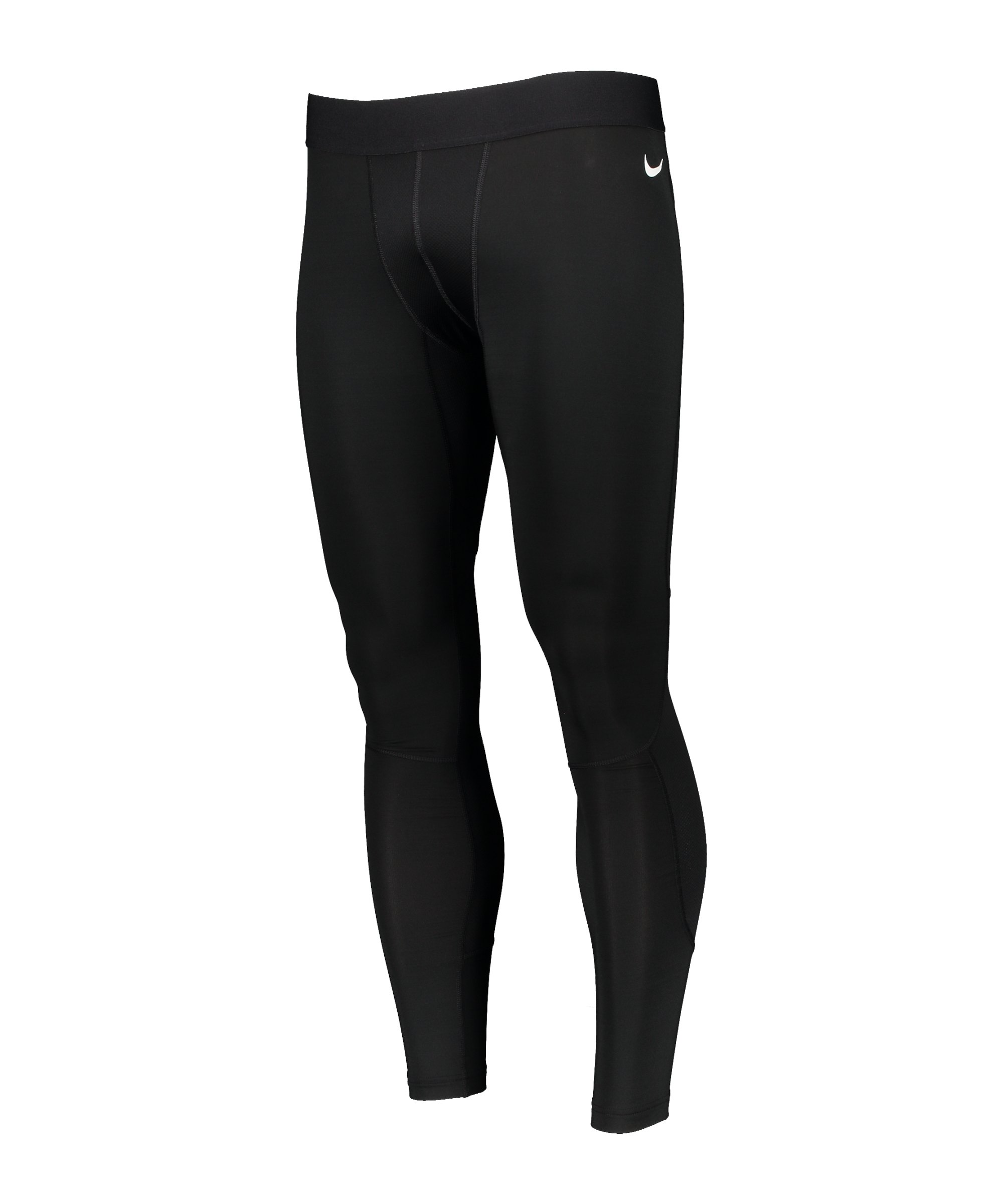 Nike NP Hyperwarm Max Tight Schwarz F010 - blau