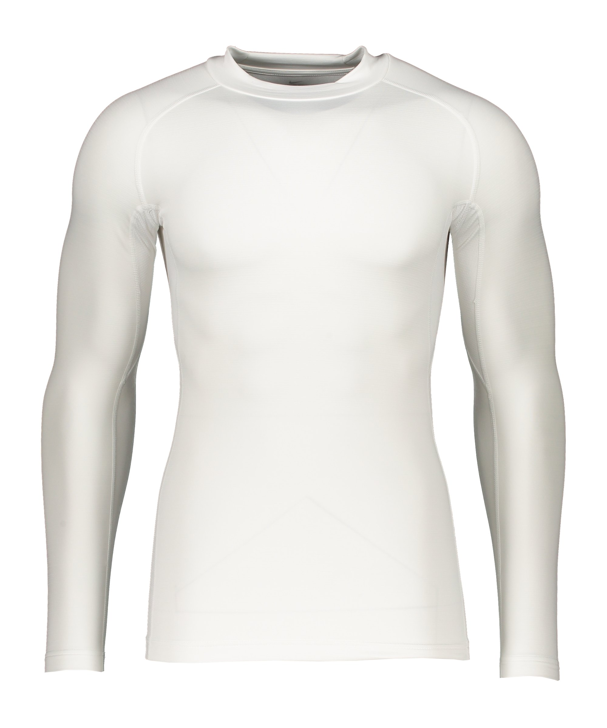 Nike NP Hyperwarm Max Comp Mock Sweatshirt F100 - weiss