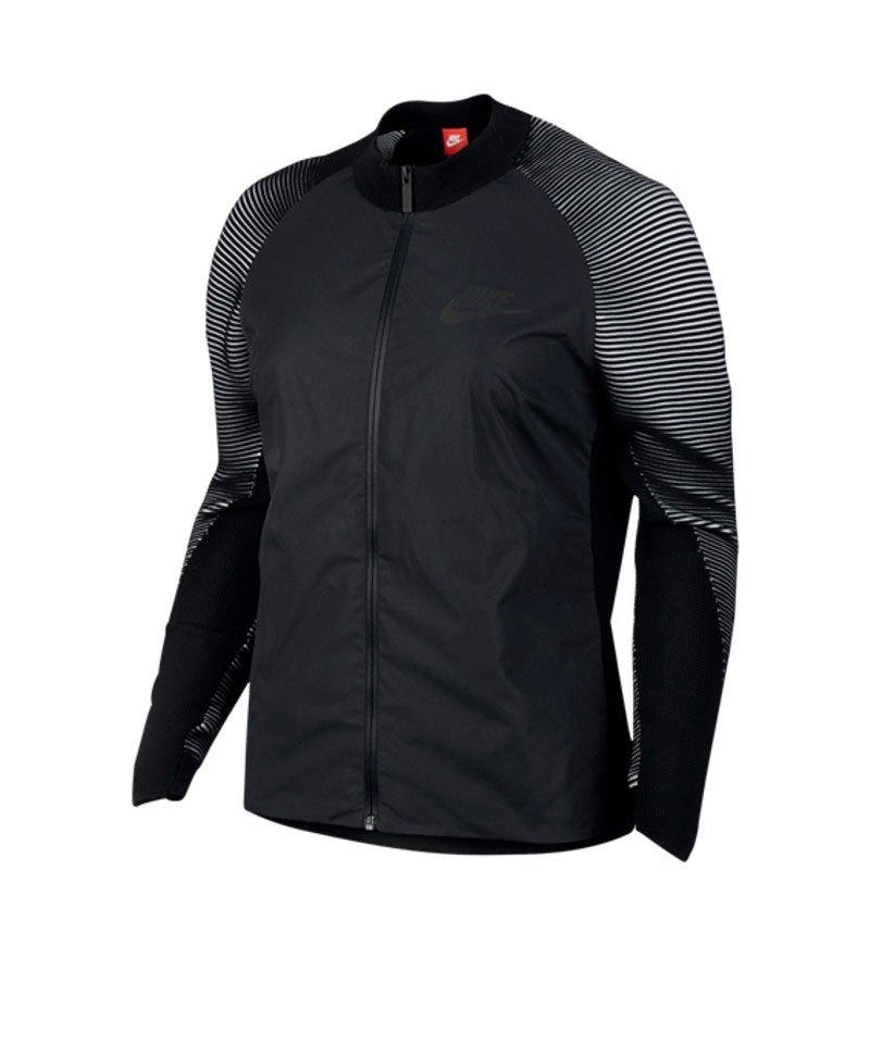 Nike Dynamic Reveal Jacket Damen Schwarz F010 - schwarz