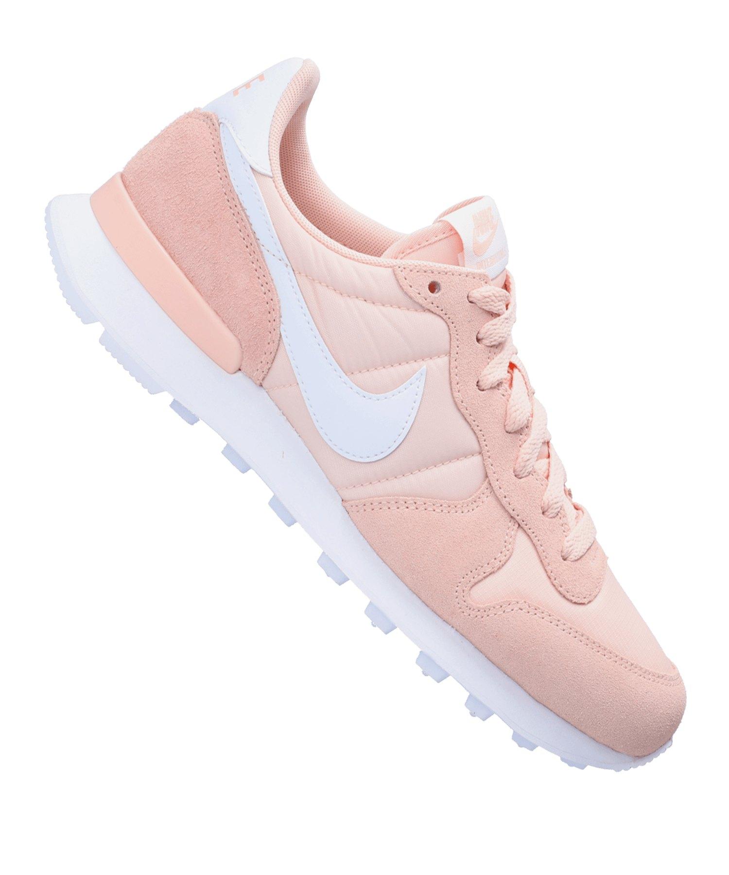 Nike Internationalist Sneaker Damen Rosa F619 - rosa