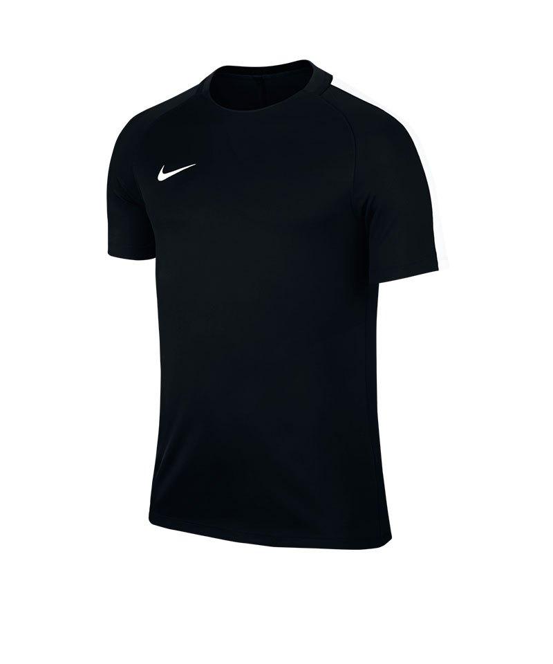 Nike Squad 17 Dry Trainingstop Schwarz Weiss F010 - schwarz