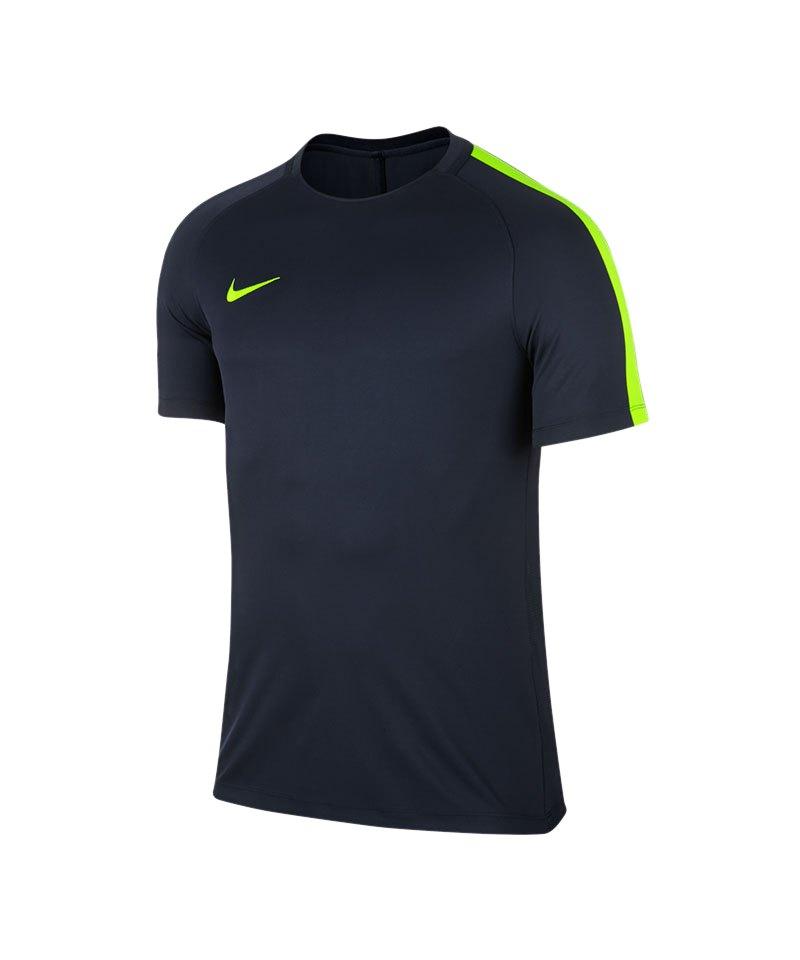 Nike Trainingstop Squad 17 Dry Kinder Blau F451 - blau