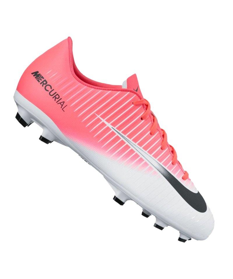 Nike FG Jr Mercurial Victory XI Kinder F601 - pink