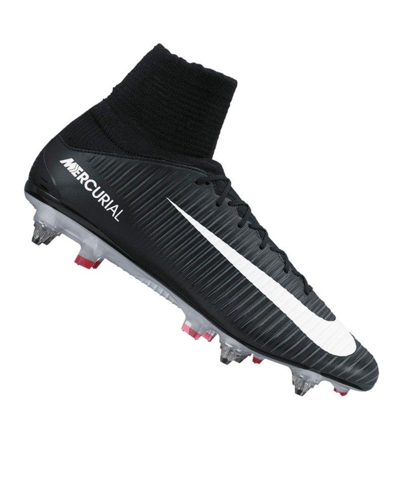 Nike SG-Pro Mercurial Veloce III DF Schwarz F002 - schwarz