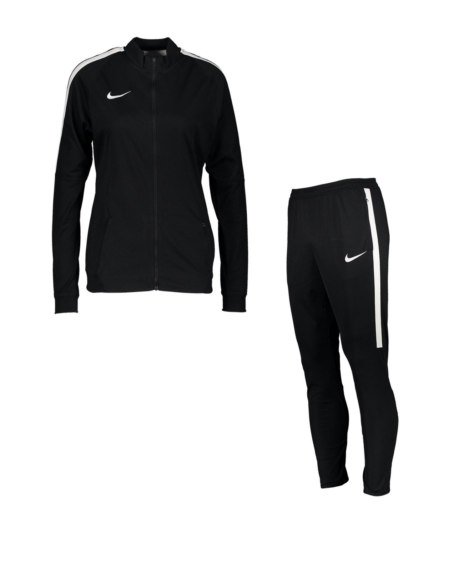 Nike Trainingsanzug Squad 17 Dry Schwarz F010 - schwarz