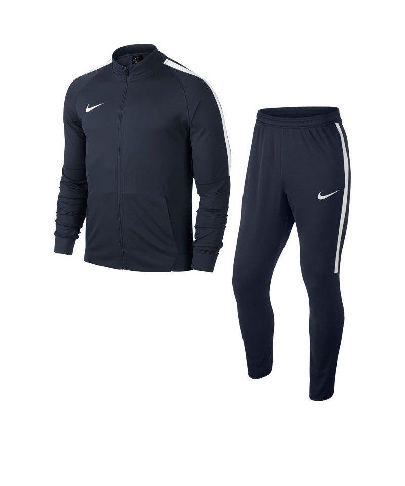 Nike Trainingsanzug Squad 17 Dry Kinder Blau F452 - blau
