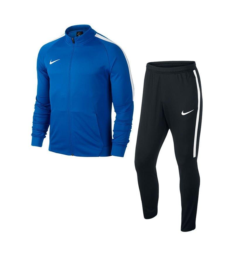Nike Trainingsanzug Squad 17 Dry Kinder Blau F463 - blau
