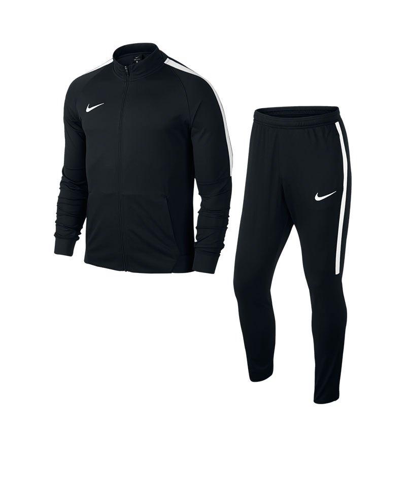 Nike Trainingsanzug Squad 17 Dry Kinder Schwarz F010 - schwarz