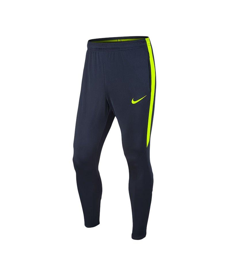 Nike Trainingshose Squad 17 Dry Kinder Blau F451 - schwarz