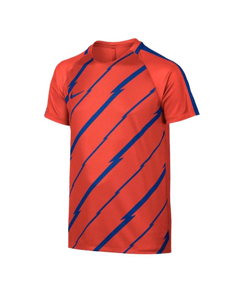 Nike T-Shirt Dry Football Top Kinder F852 - orange