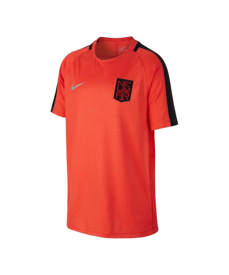 Nike T-Shirt Dry Neymar Top Kinder Orange F852 - orange