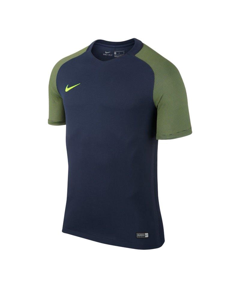 Nike kurzarm Trikot Revolution IV Blau F410 - blau