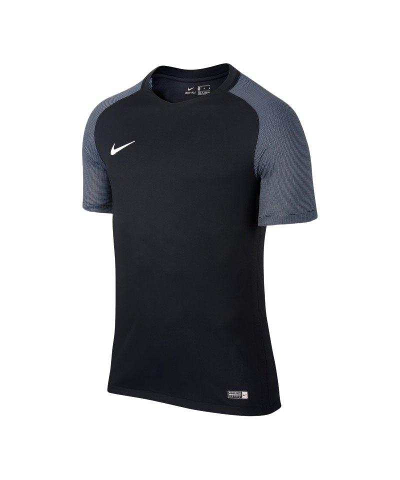 Nike kurzarm Trikot Revolution IV Schwarz F010 - schwarz