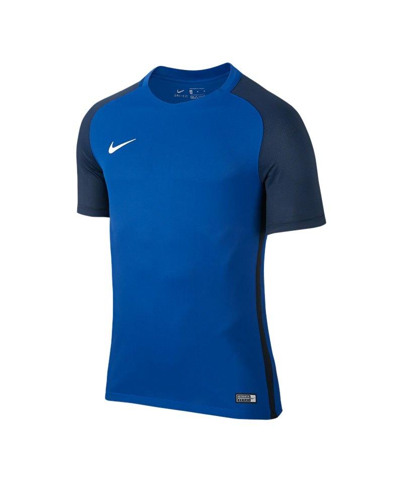 Nike kurzarm Trikot Revolution IV Kinder Blau F455 - blau
