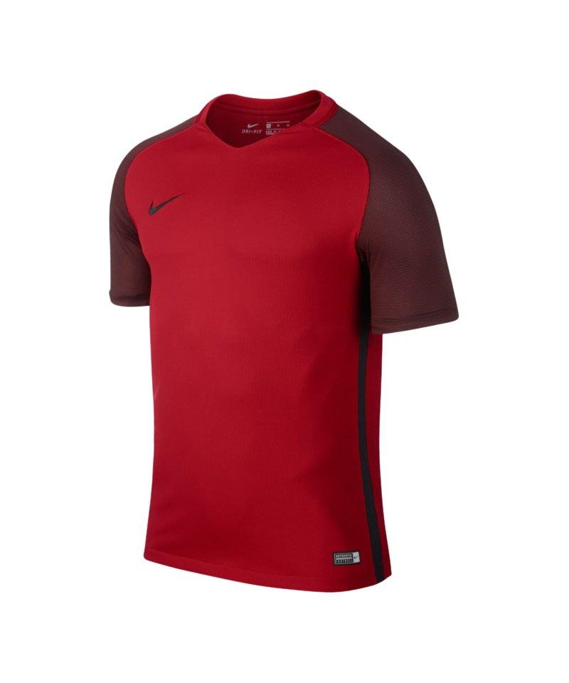 Nike kurzarm Trikot Revolution IV Kinder Rot F657 - rot