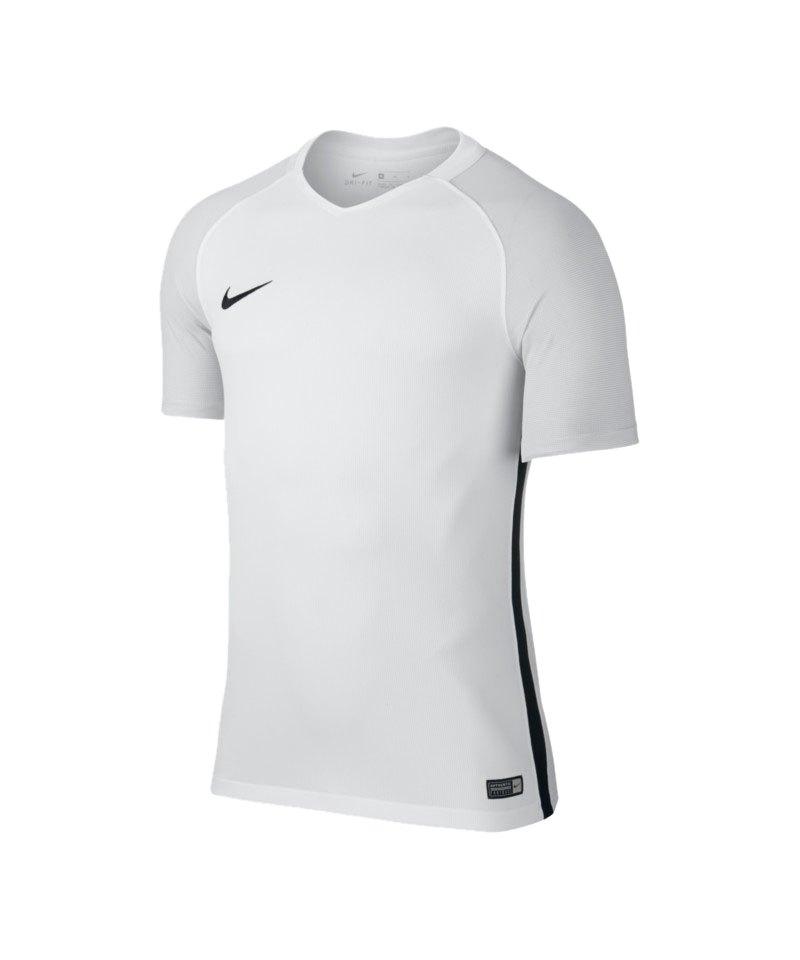 Nike kurzarm Trikot Revolution IV Kinder Weiss F100 - weiss