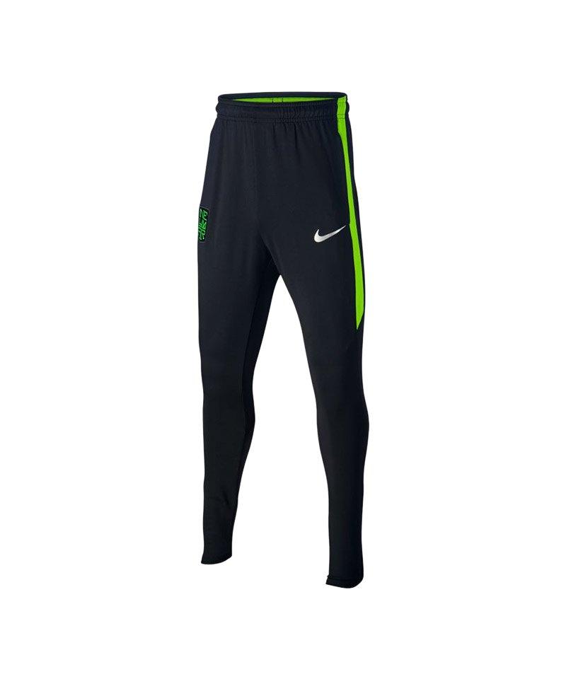 Nike Hose Dry Neymar Pant lang Kids Schwarz F011 - schwarz