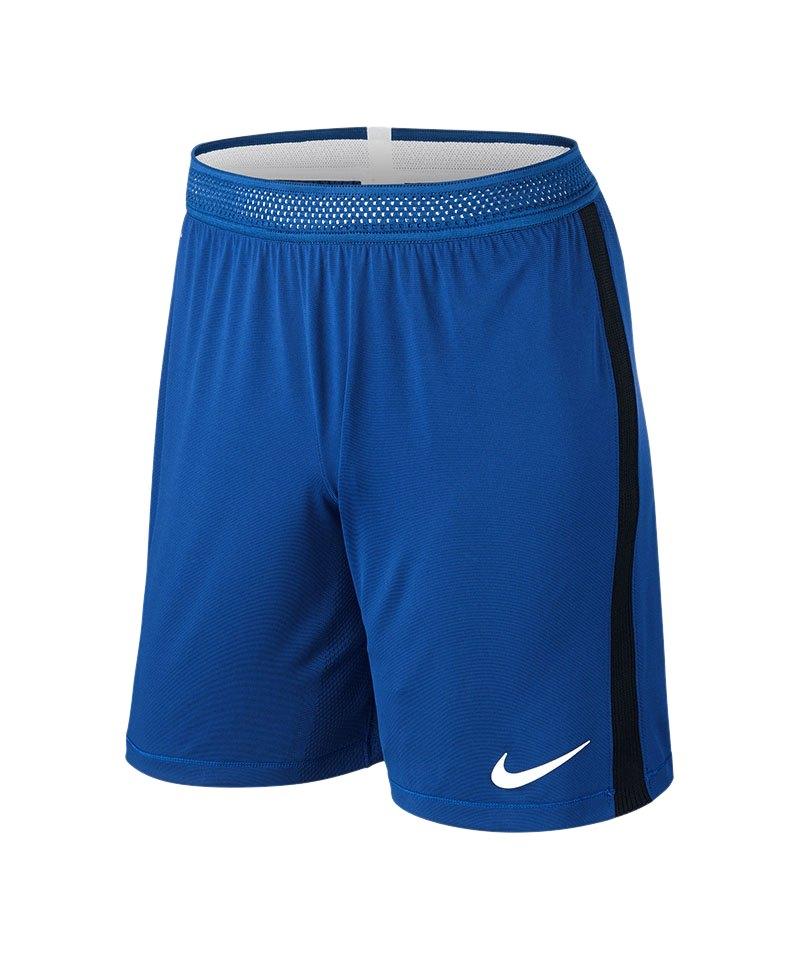 Nike Knit Short Vapor I Blau Schwarz F455 - blau