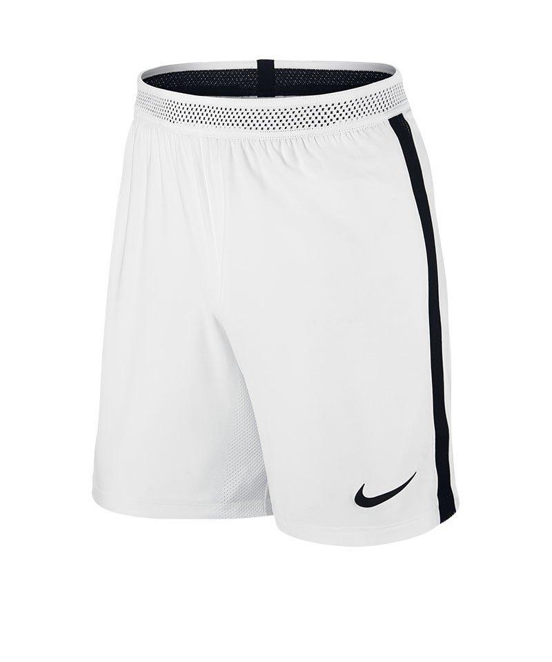 Nike Knit Short Vapor I Weiss Schwarz F100 - weiss
