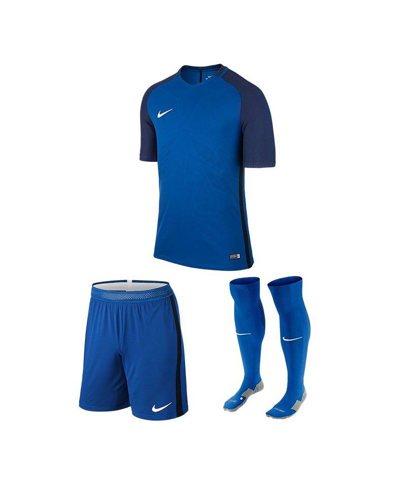 Nike Trikotset Vapor I Blau F455 - blau