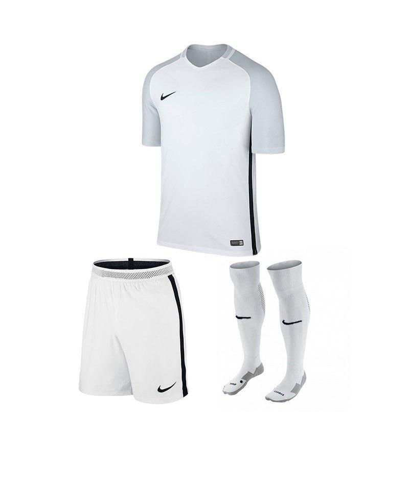 Nike Trikotset Vapor I Weiss F100 - weiss