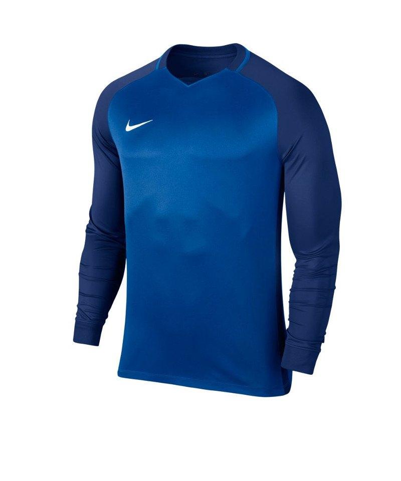 Nike Trophy III Dry Team Trikot langarm Kids F463 - blau