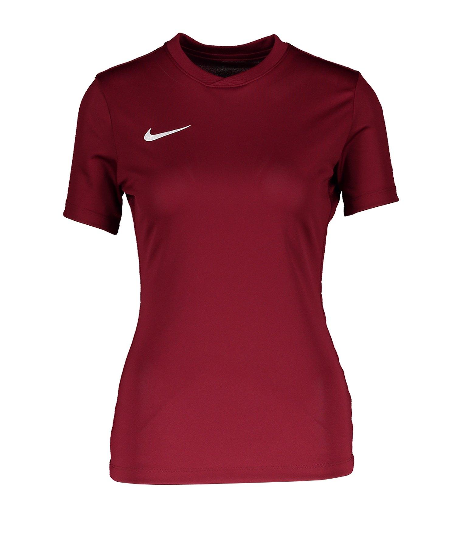 Nike Park VI Trikot kurzarm Damen Rot F677 - rot