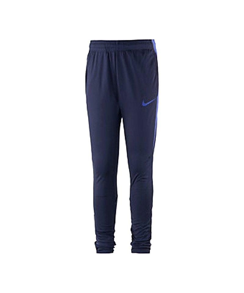 Nike Trainingshose Dry Football Pant Kinder F429 - blau