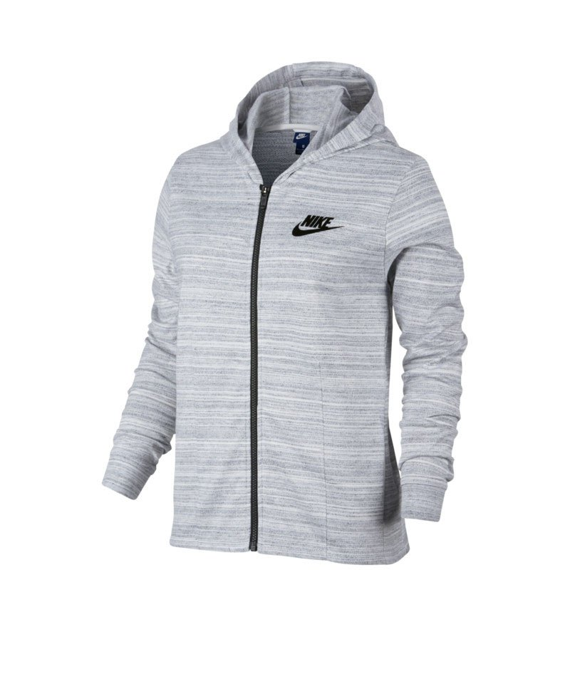 new york popular brand outlet Nike Jacke Advance 15 Knit Damen Weiss F100